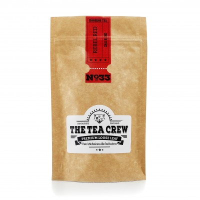 Rebel Red - Rooibos Chai Blend