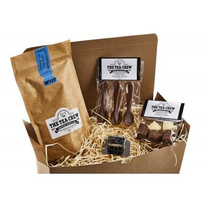 Luxury Tea And Chocolates Gift Box