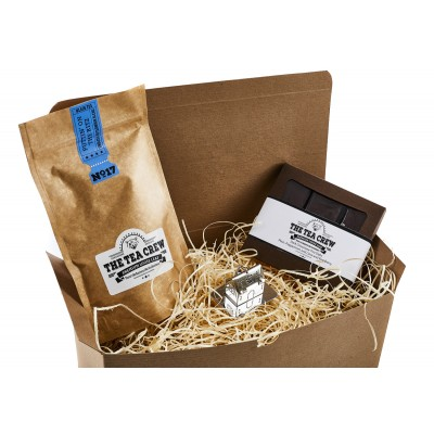 Vegan Chocolate And Tea Gift Box