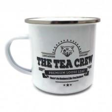 Enamel Tea Crew Mug