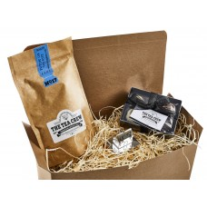 Tea And Chocolate Truffles Gift Box