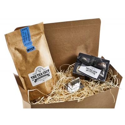 Tea And Chocolate Truffles Gift Box
